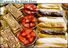 Paris ....pastries