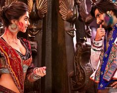 Bollywood...