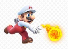 Fire Mario - Super Mario 3D World, Wii U