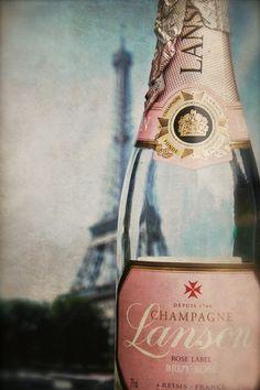 champagne Champagne Lanson, Rose Champagne, Champagne France, Champagne Bottles, Champagne Truffles, Champagne Party, Champagne Color, Drink Bottles, Cheers