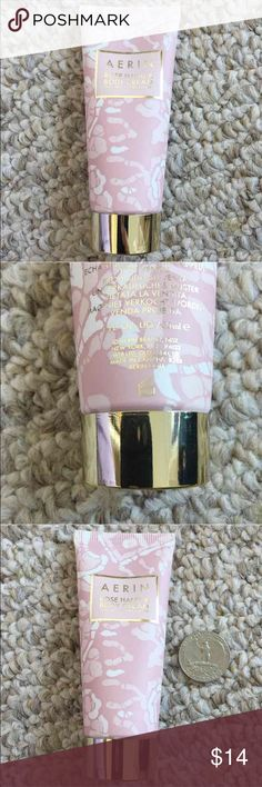 """Estée Lauder Aerin Rose Hand & Body Cream Brand new Listing is for hand and body cream from Estée Lauder Aerin collection of products  Scent: rose Size: 1.0 fl.oz./30 ml Ideal size for purse or travel   And as always and with this purchase as well, you get to pick a free gift from my closet  You can choose from any listing in my closet titled """"this is a free gift"""" Estee Lauder Other"""