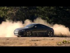 Behind the Scenes: Audi TT Reality? Check. [Video]