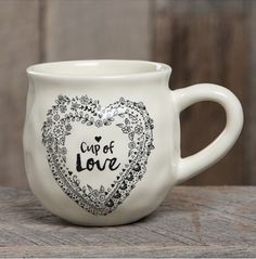 sweet cup of love mug