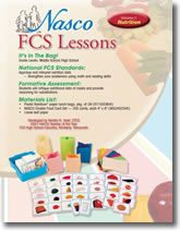 Nasco | Free Activities/Lesson Plans | FCS Online Catalog