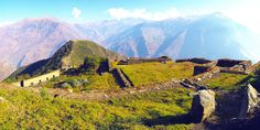 Conquering Choquequirao: the Long Walk to Peru's Lesser-Known 'Lost City' http://www.corespirit.com/conquering-choquequirao-long-walk-perus-lesser-known-lost-city/ &HCATS%