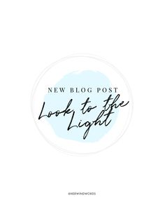 """New blog post! What the word """"lumiére"""" means to me and why I have it tattooed on my forearm. #herwindwords #blogpost"""