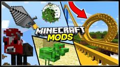 Top 15+ Best Minecraft Mods 2018