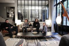 See the World's Smartest, Coolest Family Homes~ domaine