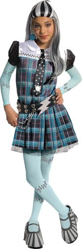 The Monster High Deluxe Frankie Stein Costume is the best 2019 Halloween costume for you to get! Everyone will love this Girls costume that you picked up from Wholesale Halloween Costumes! Monster High Halloween, Monster High Party, Toddler Halloween, Halloween Costumes For Girls, Halloween Fancy Dress, Girl Costumes, Party Costumes, Costume Ideas, Halloween Party