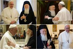 Pope Francis and Patriarch Bartholomew unite for peace