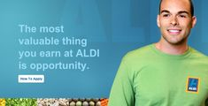 At ALDI, our careers are earning honors from Forbes to Top Workplaces. Learn more about working at ALDI and view open jobs available here. Money Now, How To Make Money, Final Expense Life Insurance, Aldi Grocery Store, Aldi Meal Plan, Budgeting Money, Do You Know What, Health Diet, The Secret