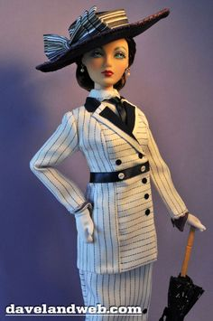 Miss Gene Marshall And Friends: More Titanic Fashion