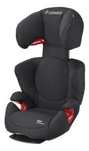 In Maxi-Cosi's black raven Rodi AirProtect-autostoel zit je kindje heel comfortabel en superveilig van 15 tot 36 kg (groep 2/3).