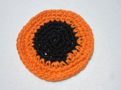 Kitchen Scrubbie Cotton and Nylon Tulle in by crochetedbycharlene, $3.00