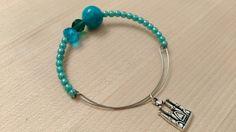 Miraculous Entities Collection: Crystal Castle Bracelet Close up