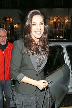 Kelly Brook - 'The Book of Mormon' gala performance in London