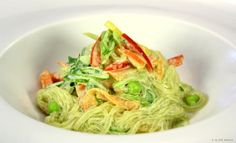 Raw Thai Green Curry Noodles < Raw Foods < Recipes | Coconut Magic