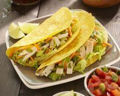 Soft Turkey Tacos recipe from Piller's Fine Foods Gluten Free Allergen Free