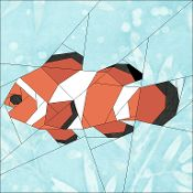 Clown Fish - via @Craftsy