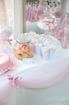 Pink Ballerina Party