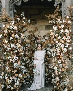 a jaw-dropping floral wedding backdrop done with dried herbs is amazing for a fall wedding wedding backdrop Archives: Wedding Decor Boho Wedding, Floral Wedding, Fall Wedding, Wedding Colors, Wedding Ceremony, Destination Wedding, Dream Wedding, Wedding Flower Backdrop, Autumn Weddings