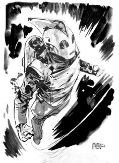The Rocketeer by Gabriel Hardman