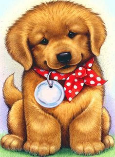 Looks a lot like Osa as a puppy :) Dog Clip Art, Dog Art, Kittens And Puppies, Cute Dogs And Puppies, Animal Pictures, Cute Pictures, Dog Pictures, Cute Animal Drawings, Cute Drawings