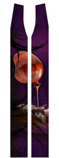 WOMAN with ALABASTER JAR Lenten Stole