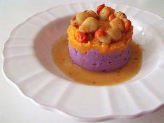cartofi mov retete - Căutare Google Lemon Sauce, Clams, Mashed Potatoes, Cheesecake, Desserts, Fancy, Food, Google, Whipped Potatoes