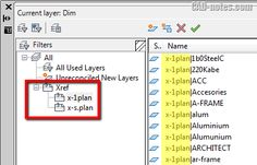 Layer states are not saved in an AutoCAD session