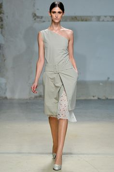 Damir Doma Spring 2014 Ready-to-Wear Fashion Show - Daiane Conterato (Elite)