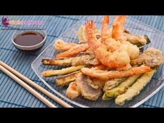 Tempura Recipe - Japanese Cooking 101 | Easy Japanese Recipes - YouTube