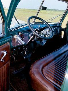 dodge truck interior