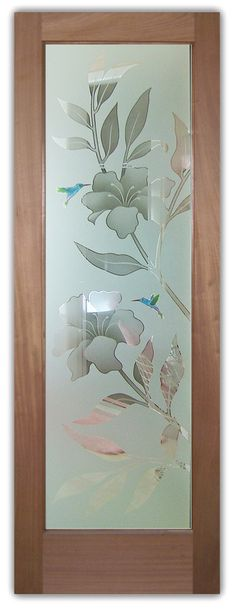 Corazones 3d Gluechipped Close Up Glass Front Doors Pinterest