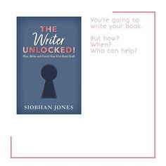 You dream of writing your book. But how do you start? What do you do when writing feels difficult? Pre-order The Writer Unlocked to get your guide through the steps to plan, write and finish your first book draft!