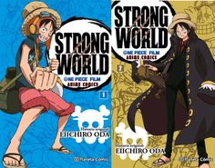 One Piece Strong World Completo 2 Nº Planeta DeAgostini