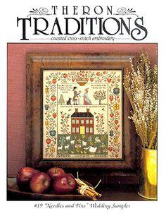 Wedding - Cross Stitch Patterns & Kits (Page 2) - 123Stitch.com