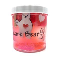 Care Bear Clear Slime – snoopslimes