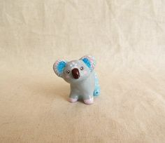 Koala figurine. One of a kind.