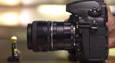 Quem tem interesse em fotografar coisas pequenas ou com muita proximidade dá de cara com um problema: o alto custo de uma lente dedicada para macrofotografia. Pois é, lentes intercambiáveis que per…