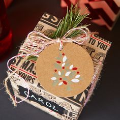 Our Gift Tags & Enclosures personalize and accent any gift presentation, giving it a certain flair that distinguishes it from the others.