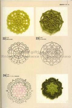 工芸の本:200かぎ針モチーフ 手作り、編み、クラフトを作る