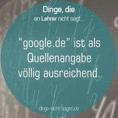 google.de ist als Quellenangabe völlig ausreichend.