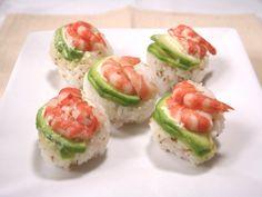 アボカドシュリンプ 寿司 - Google 検索