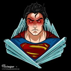 Superman (Tattoo Design) by PHATboyArt on DeviantArt