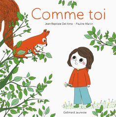 COMME TOI : un album plein d'empathie pour sensibiliser les enfants au respect du monde animal