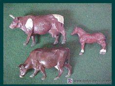 vacas de juguete - Buscar con Google