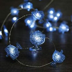 Chanukah Decorative Lights Impress Life Menorah String L. & Lighted Pre Lit OUTDOOR HANUKKAH ANIMATED DREIDEL HOLIDAY DECORATION ...