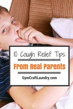 Advice for parents from parents who've been there too.  These sick kid tips and resources are provided by moms. We asked for tricks and tips from parents who have allergy suffering children and got these great cough remedies.