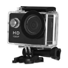 A9 HD 1080P MJPEG 2 inch LCD IP68 30m Waterproof Sports Action Camera DVR